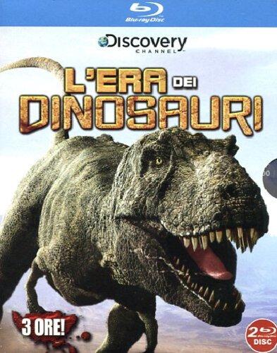 Blu-Ray Era Dei Dinosauri (L') (2 Blu-Ray) NUOVO SIGILLATO, EDIZIONE DEL 19/10/2011 DISPO ENTRO UN MESE, SU ORDINAZIONE