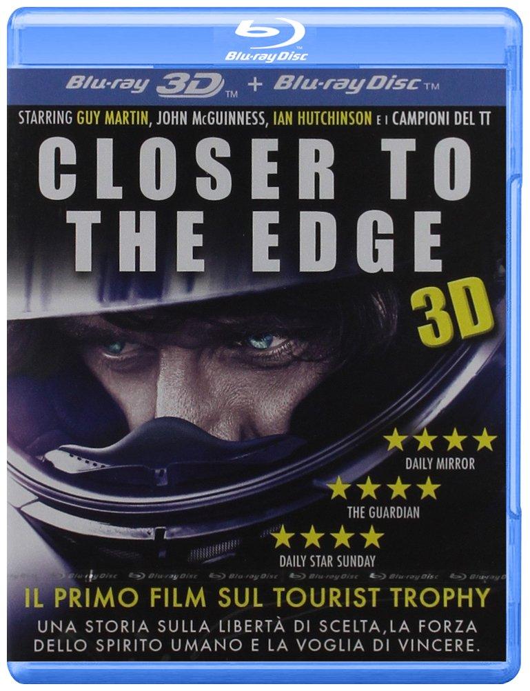 Blu-Ray Closer To The Edge (Blu-Ray+Blu-Ray 3D) NUOVO SIGILLATO, EDIZIONE DEL 25/07/2012 DISPO ENTRO UN MESE, SU ORDINAZIONE