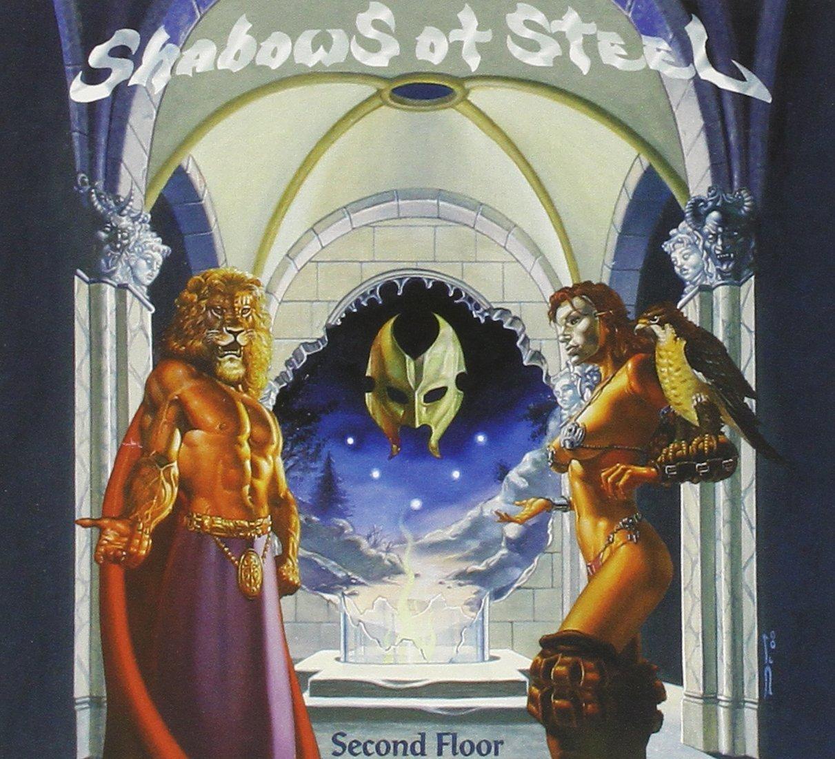 Audio Cd Shadows Of Steel - Second Floor NUOVO SIGILLATO, EDIZIONE DEL 10/02/2003 SUBITO DISPONIBILE