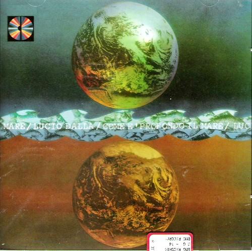 Audio Cd Lucio Dalla - Come E' Profondo Il Mare NUOVO SIGILLATO, EDIZIONE DEL 22/02/1996 SUBITO DISPONIBILE