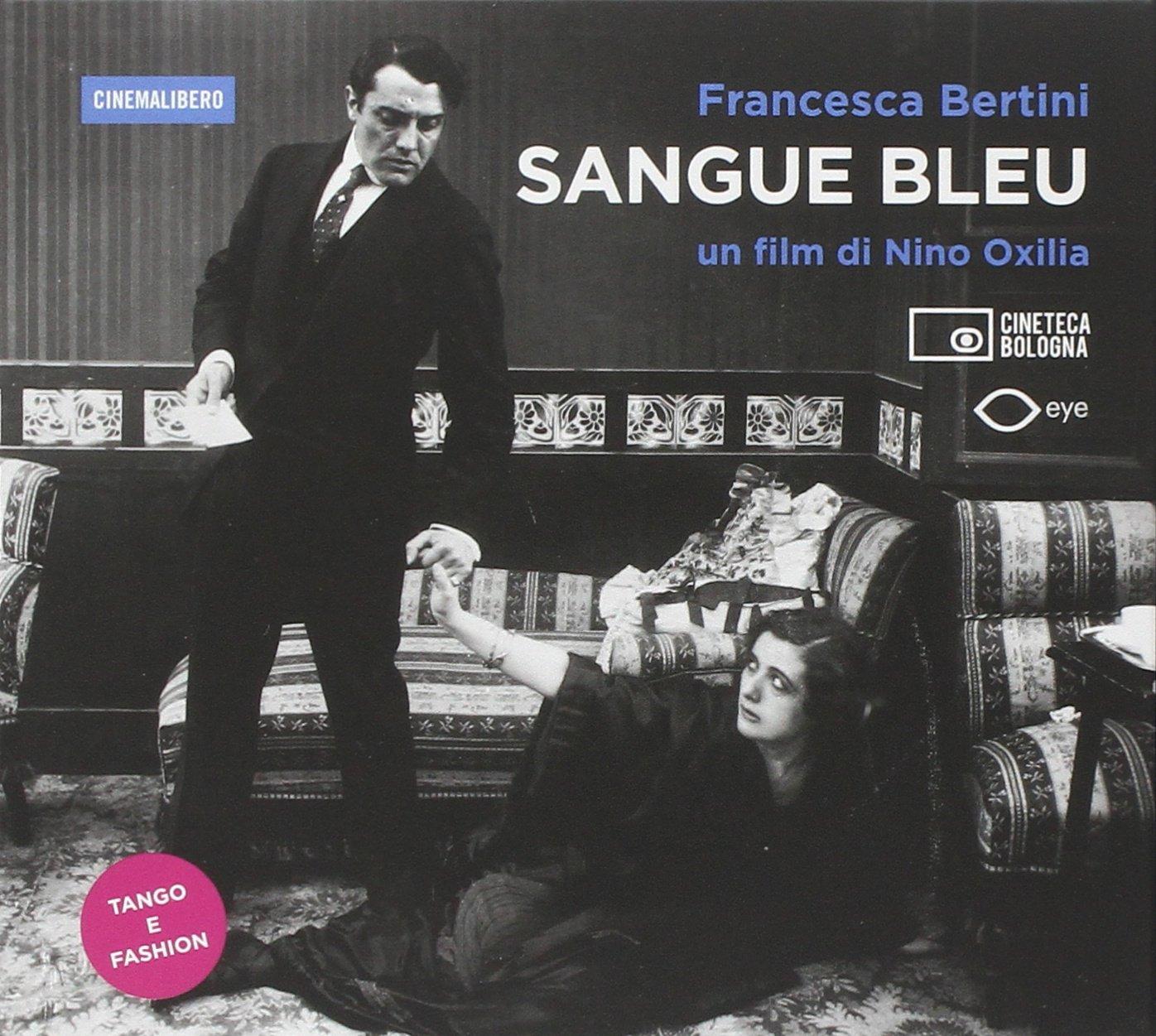 Dvd Sangue Bleu (Dvd+Booklet) NUOVO SIGILLATO, EDIZIONE DEL 12/06/2014 DISPO ENTRO UN MESE, SU ORDINAZIONE