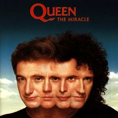 648494-426271-Audio-Cd-Queen-The-Miracle