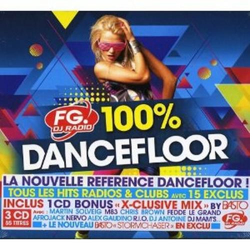 Audio Cd 100% Dancefloor / Various (3 Cd) NUOVO SIGILLATO, EDIZIONE DEL 26/11/2012 SUBITO DISPONIBILE