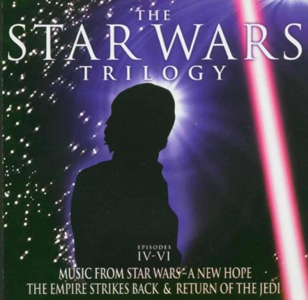 Audio Cd Star Wars Trilogy (The): Music From Episodes IV-VI NUOVO SIGILLATO, EDIZIONE DEL 20/09/2004 SUBITO DISPONIBILE