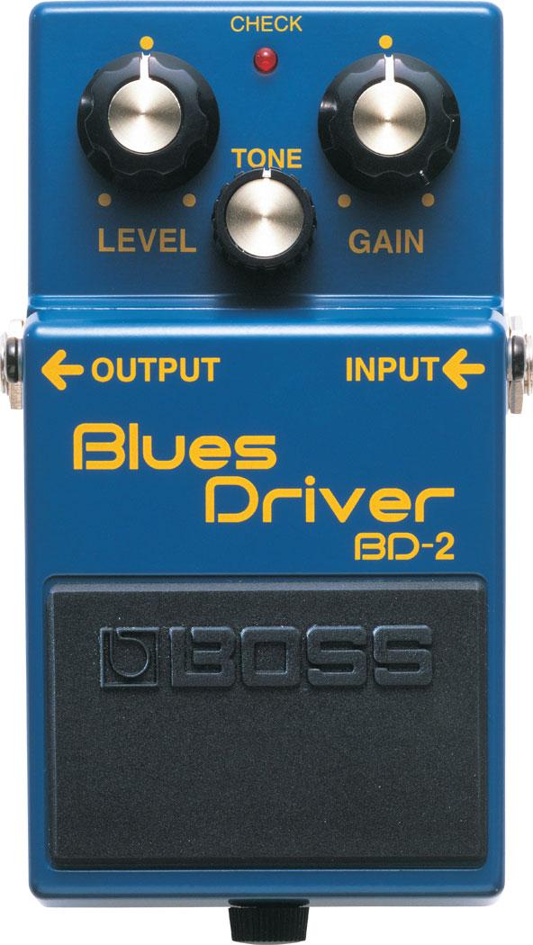 BOSS BD2 - BLUESDRIVER