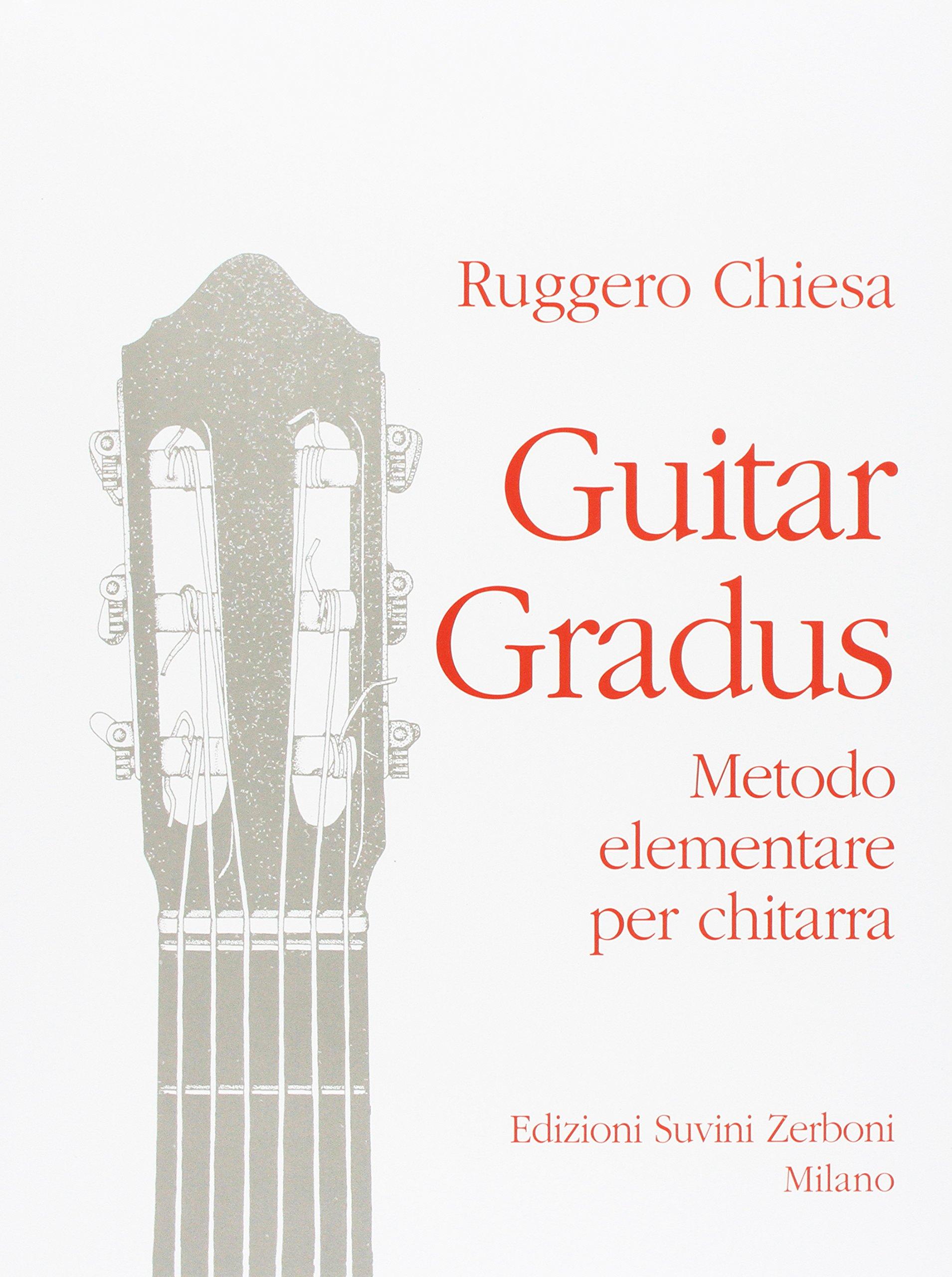 ESZ GUITAR GRADUS - R. CHIESA
