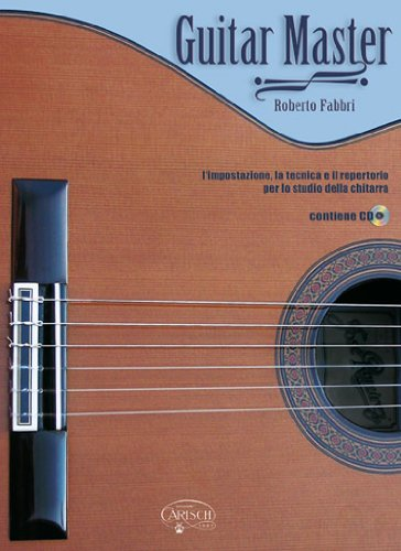 CARISCH Guitar Master - FABBRI