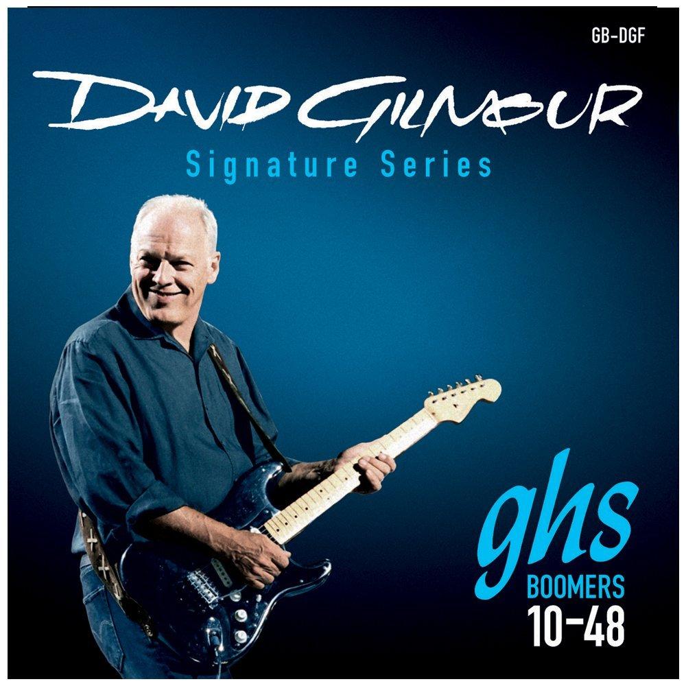 GHS GB-DGF - SET ELETTRICA SIGNATURE DAVID GILMOUR 10-48