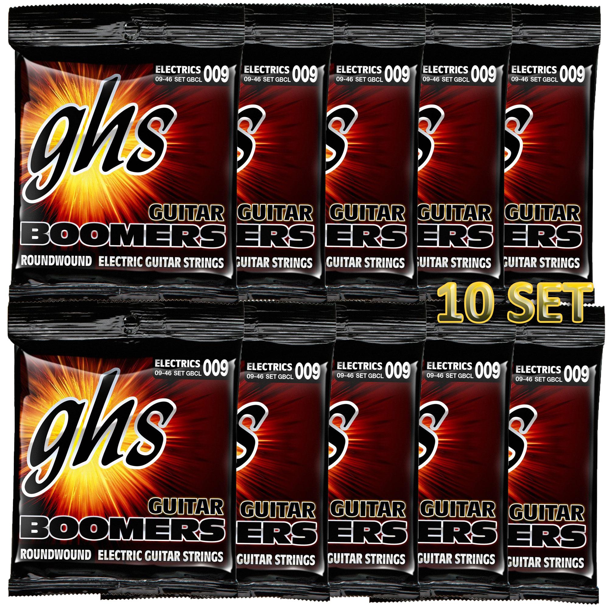 GHS GBCL - 10 SET ELETTRICA 09-46