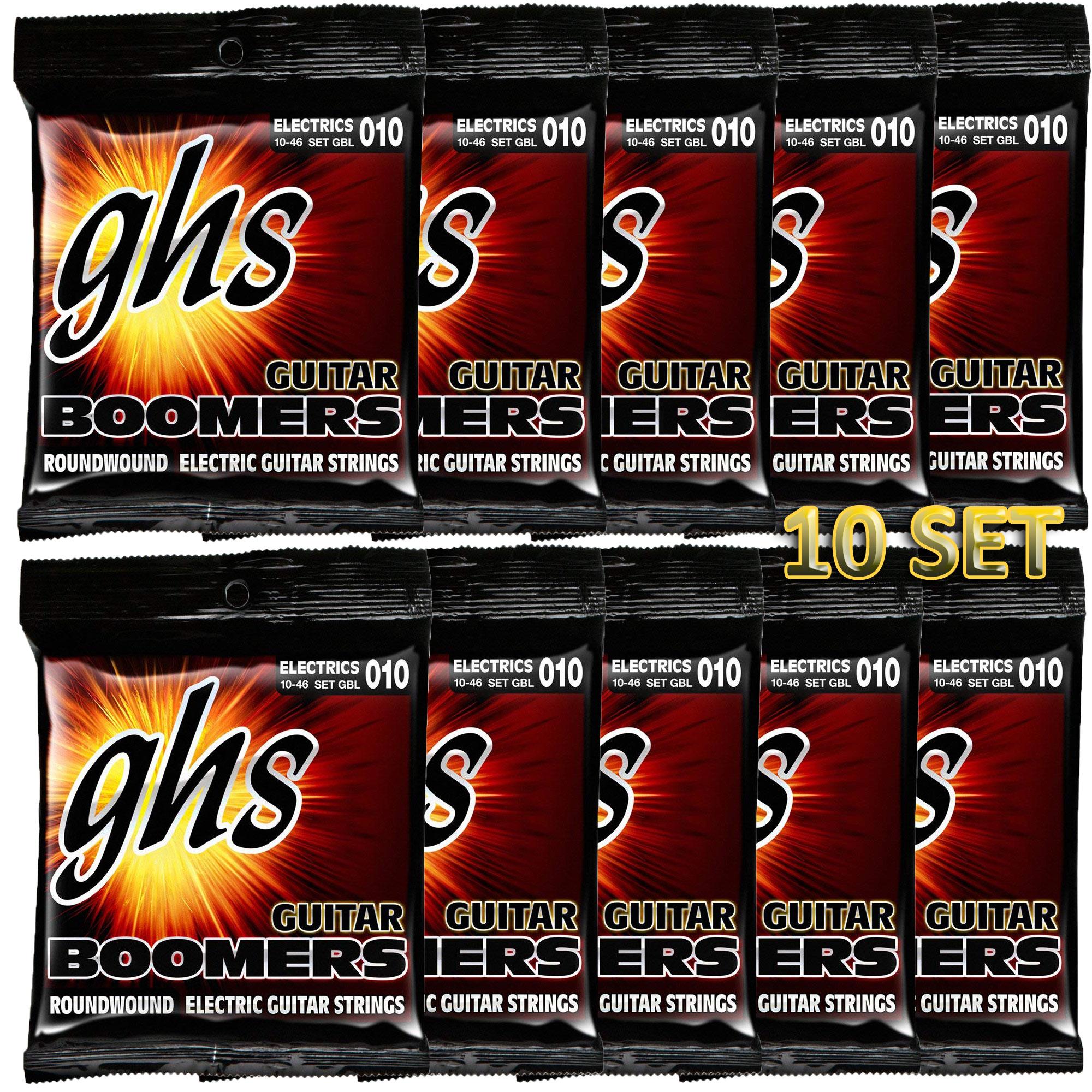 GHS GBL - 10 SET ELETTRICA 10-46