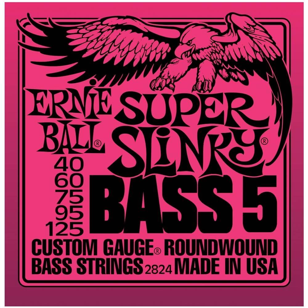 ERNIE BALL 2824 - SUPER SLINKY BASS 5