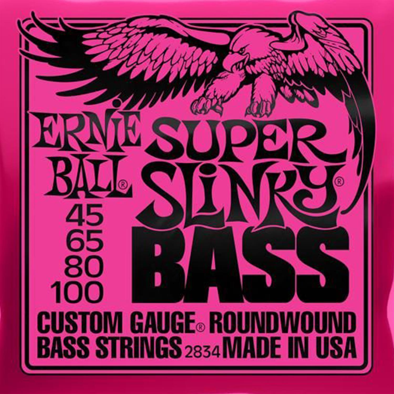 ERNIE BALL 2834 - SUPER SLINKY BASS
