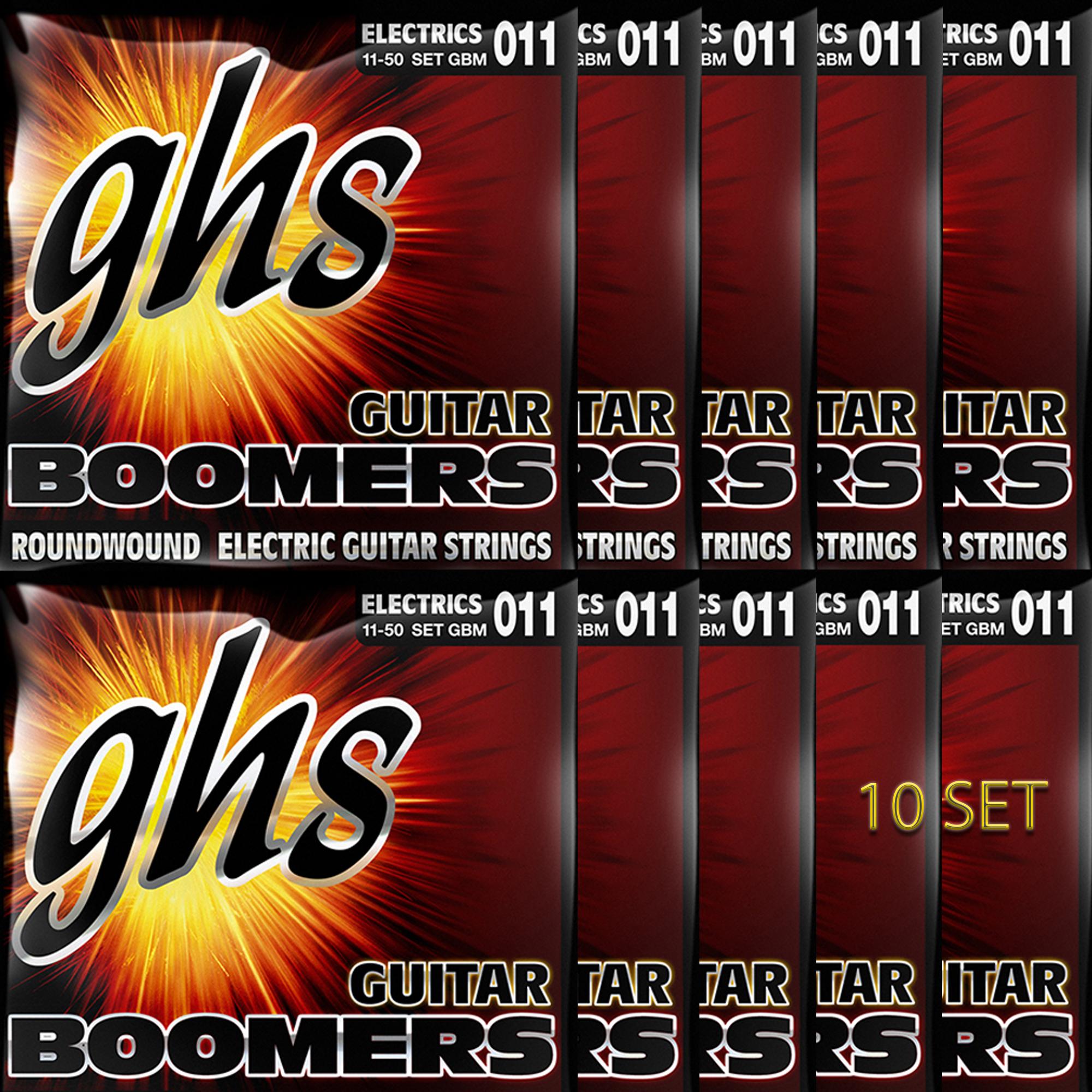 GHS GBM - 10 SET ELETTRICA 11-50